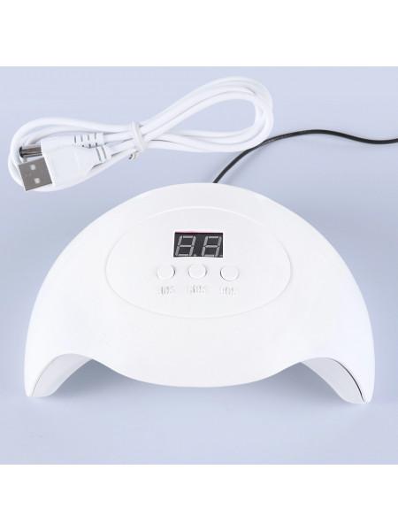 Лампа для маникюра LED SunX7 Plus, USB разъем
