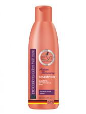 «EVI» Professional Шампунь «Активное восстановление» для поврежденных  волос. 250 мл