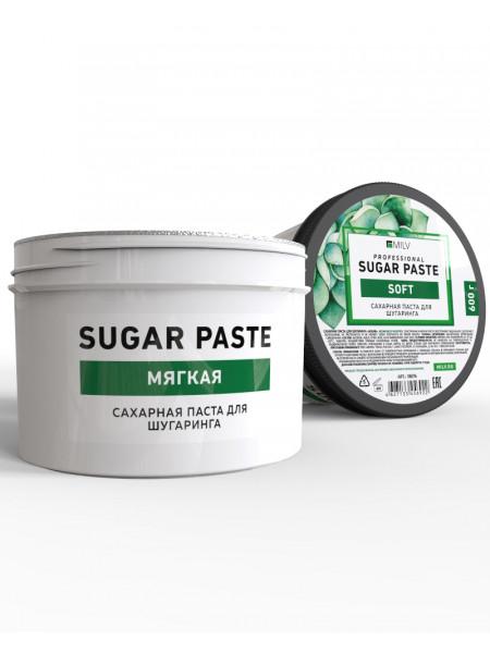 Сахарная паста для шугаринга «Sugar». 550 гр. МЯГКАЯ