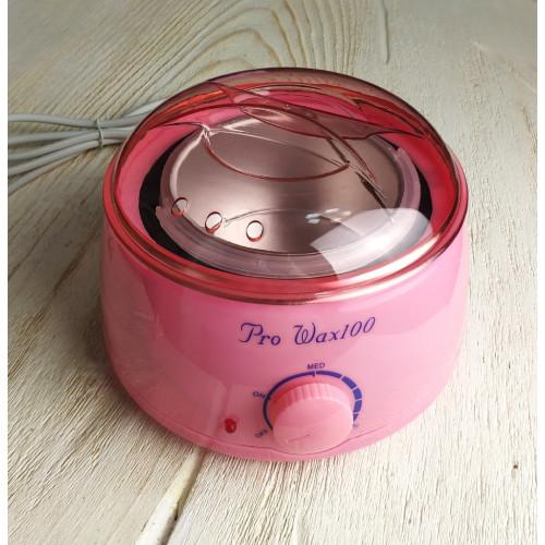 Воскоплав Pro Wax 100 (розовый) для депиляции в Казани